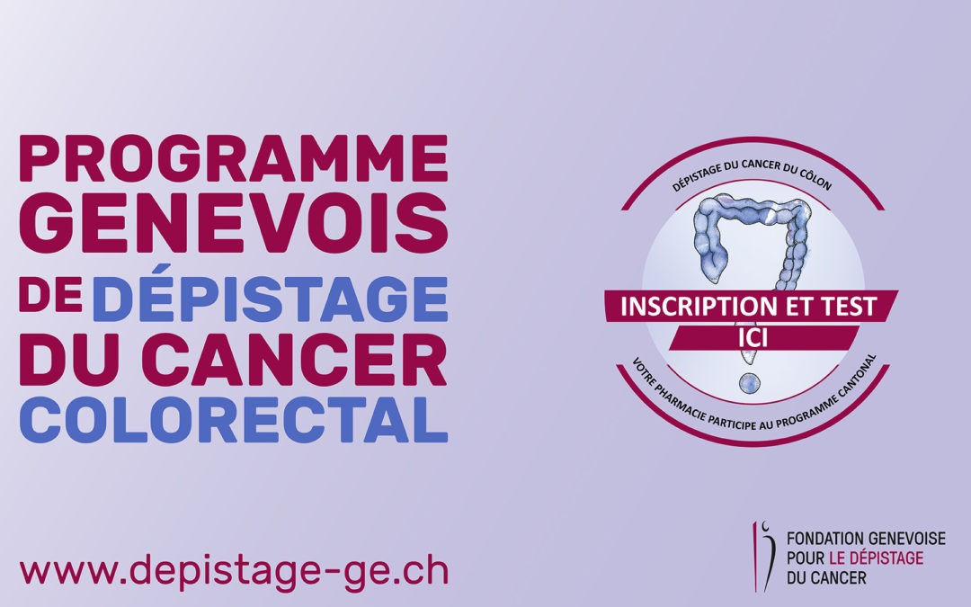 Campagne de dépistage du cancer colorectal 2019